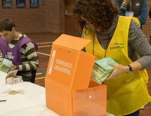 2016 Federal Election, various sites, Canberra, ACT for SRH and AEC, 2nd July, 2016
