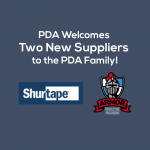 PDA Welcomes two new Suppliers to the PDA Family!